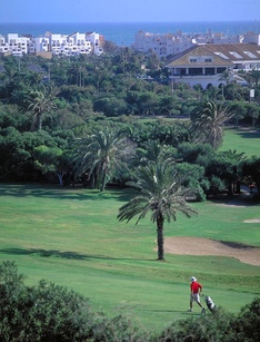 golfen andalusien