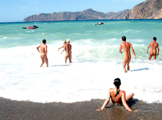 FKK-Urlaub in Andalusien