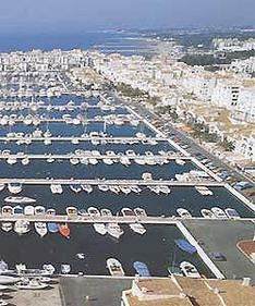 Hafen in Marbella